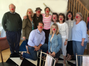 red nose writers