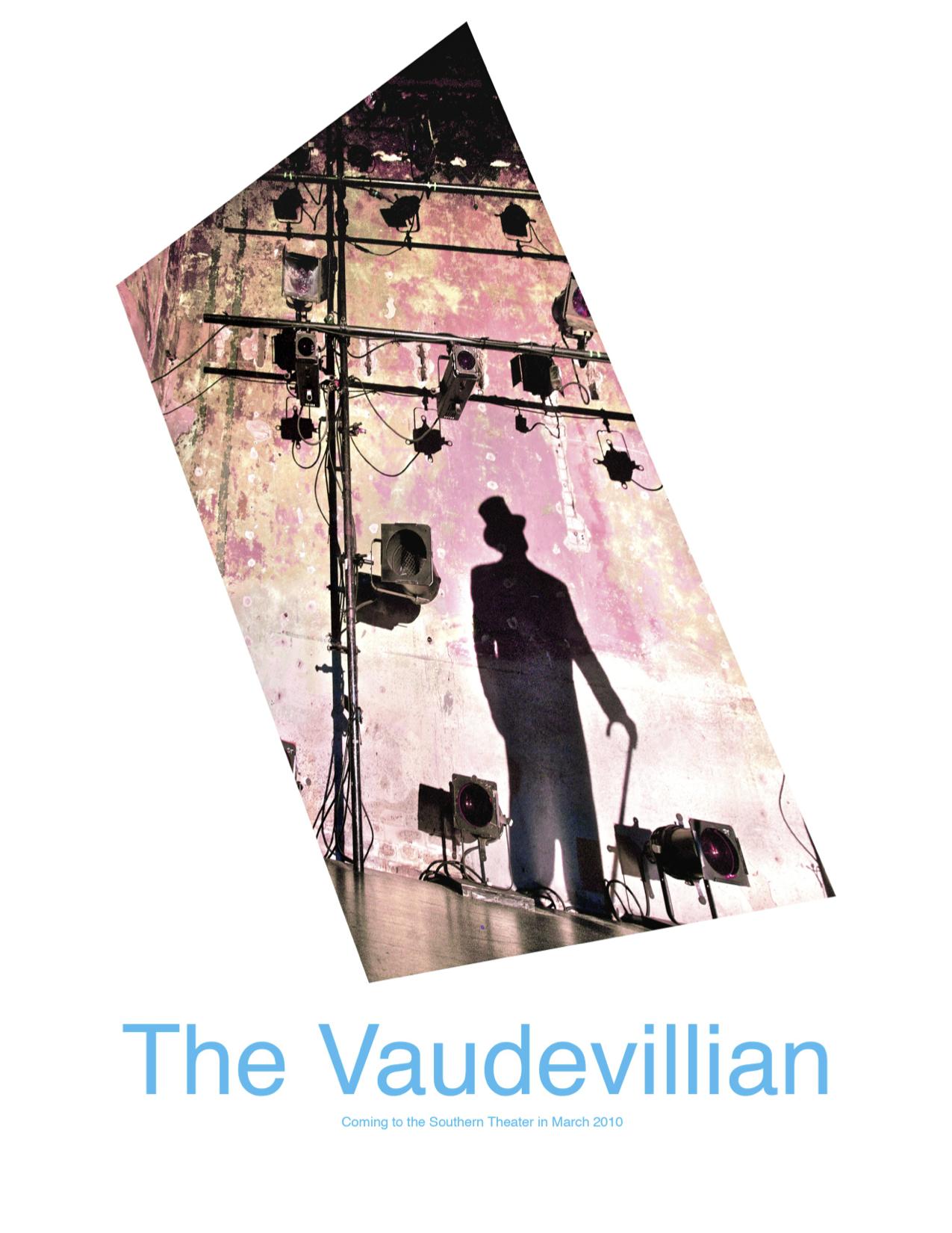Vaudevillian Poster
