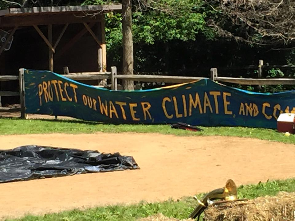 Climate Banner by Wendy Knox