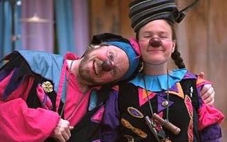 1990s Lloyd & Rosie