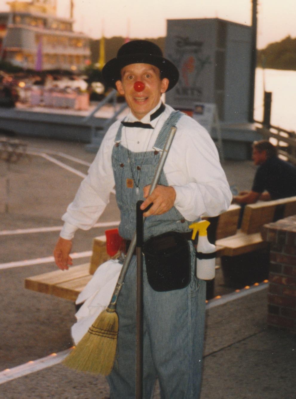 Jim on Street
