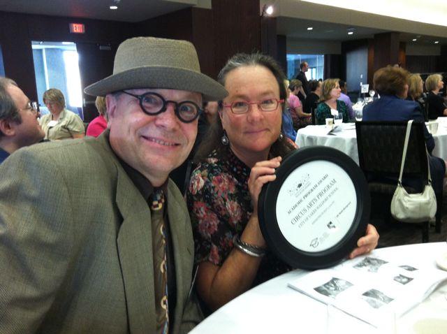 Rosie and Lloyd Award