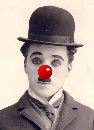 #2 Charlie Chaplin in