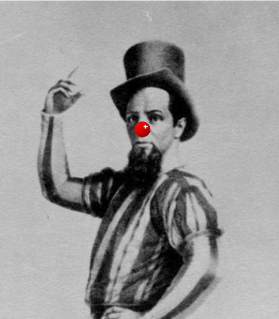 Dan Rice as Uncle Sam