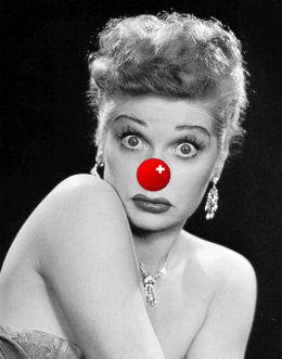 Lucille Ball in ECN