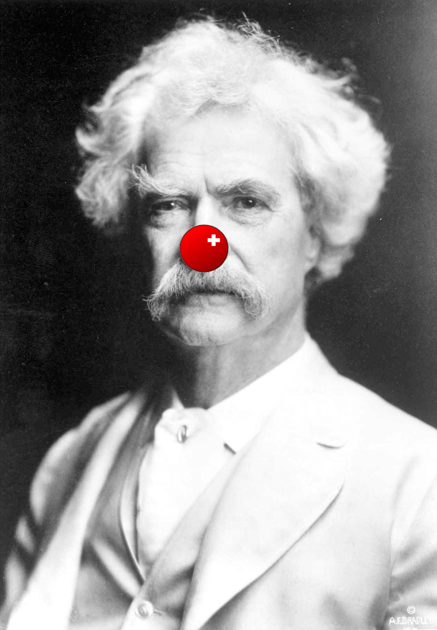 Mark Twain in ECN