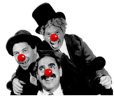 Marx Bros Trio