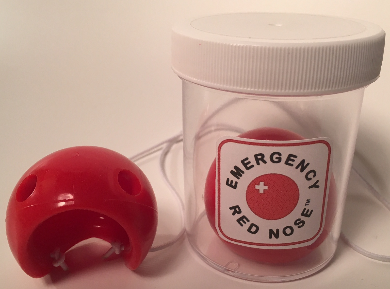 Photo of Emergency Red Nose