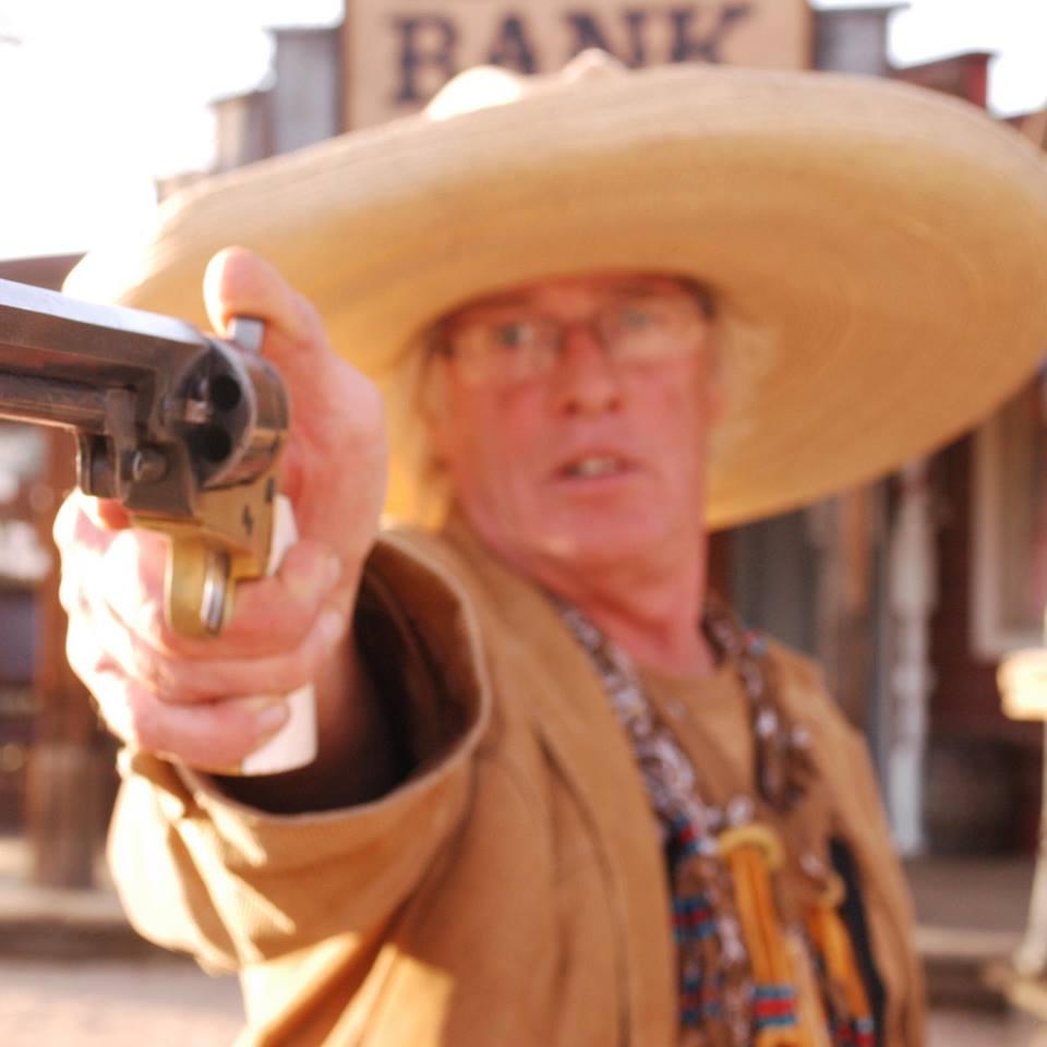 Danny as Bandit
