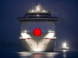 Red Nose Cruise Ship