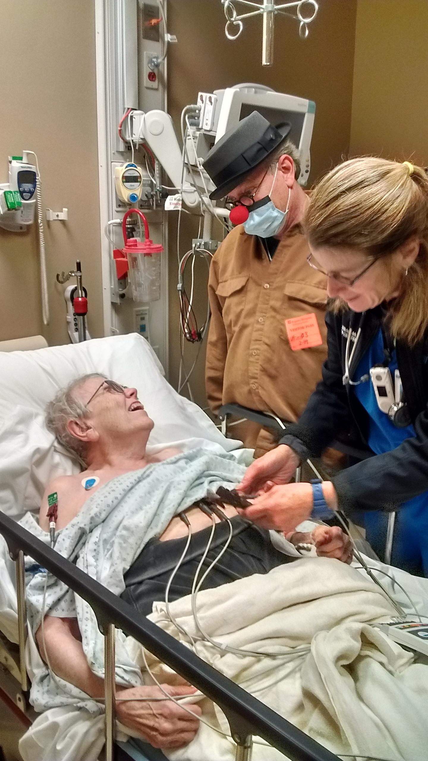 2-19-16 Mom in Hospital