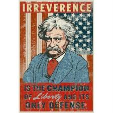 Irreverence Graphic