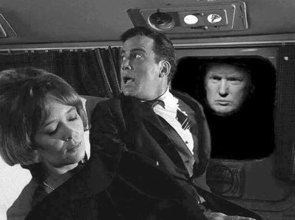 Trump in Twilight Zone