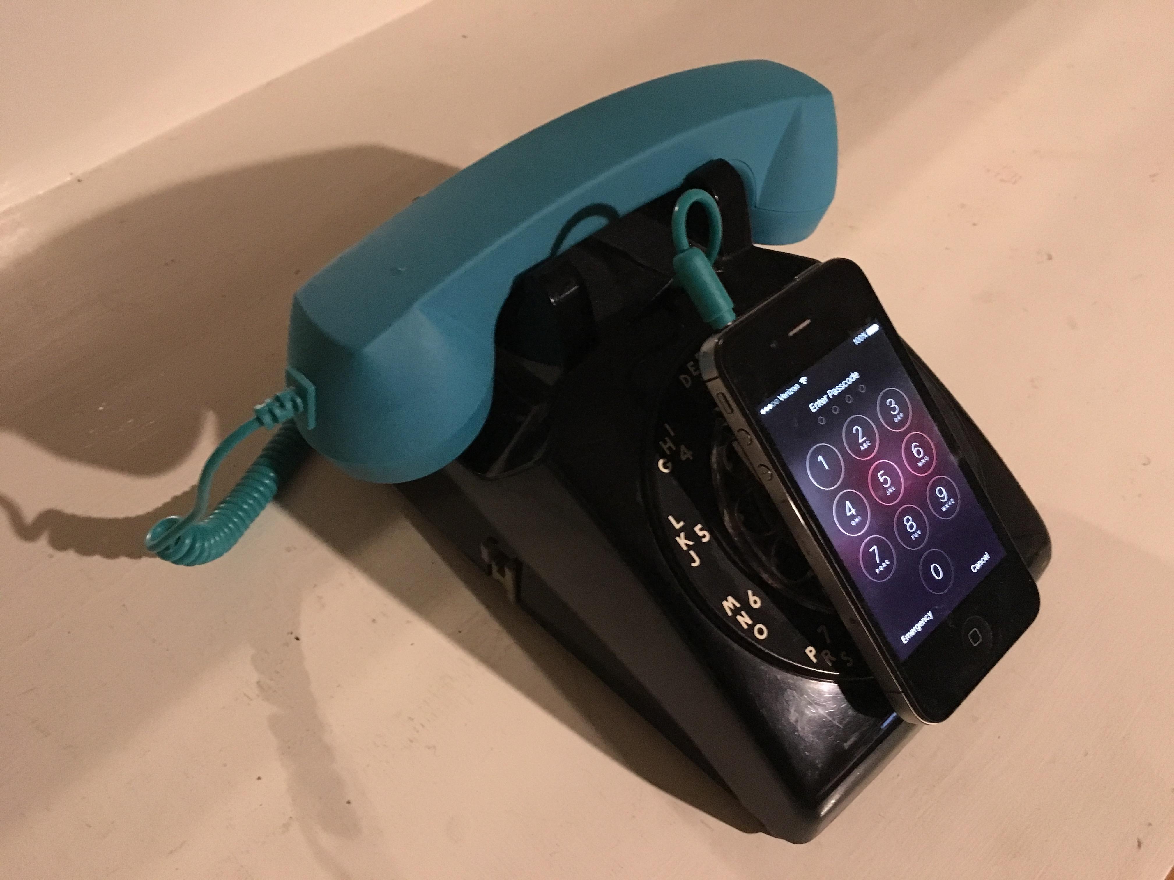 Wireless Landline