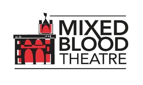 Mixed Blood Logo